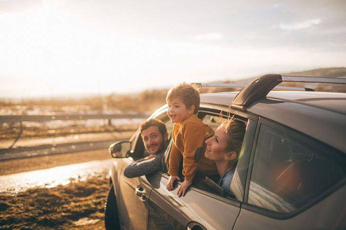 Five Key Tips / Important Money Saving Considerations For Family Road Trips