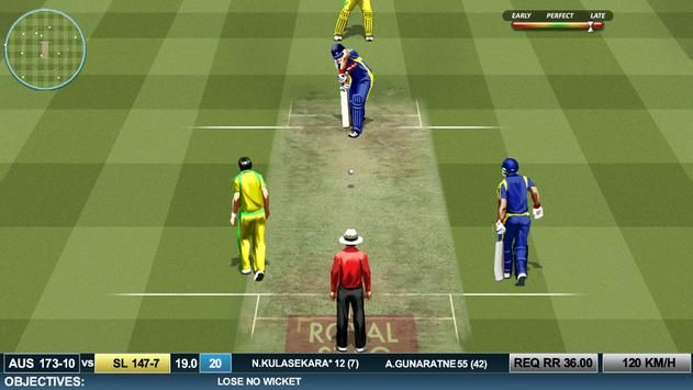Keeping The Craze High With Cricket Game Download Online